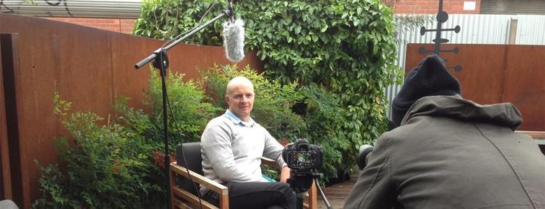 Pauls tv debut